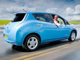 Nissan Leaf вернется в Гудвуд за необычным рекордом