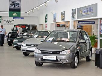 Россияне потратили на автомобили 37 миллиардов долларов с начала года