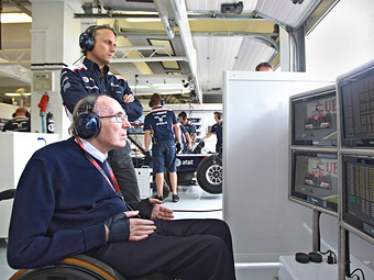Основатель Williams раскритиковал идею контроля за расходами команд