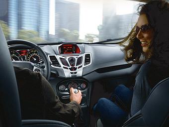 Ford поможет водителям справляться со стрессом на дорогах