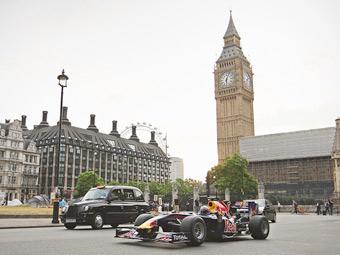 Экклстоун предложил устроить гонку Формулы-1 в центре Лондона