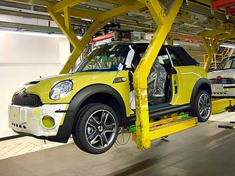 Компания BMW попросила Mitsubishi поделиться заводом