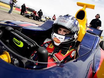 Льюиса Уильямсона исключили из программы поддержки пилотов Red Bull