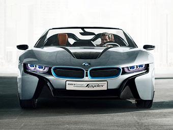 BMW и Toyota вместе разработают спорткар