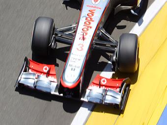 Команда McLaren решила скопировать подвеску Ferrari и Red Bull