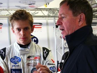 Отец и сын Брандлы проведут вторую гонку подряд в одном экипаже