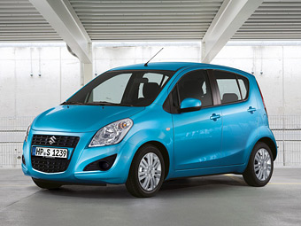 Suzuki начала продавать в России обновленный компакт-кар Splash