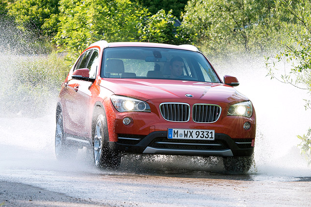 Тест-драйв посвежевшего кроссовера BMW X1. Фото 5
