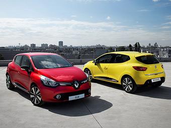 Компания Renault рассекретила Clio нового поколения