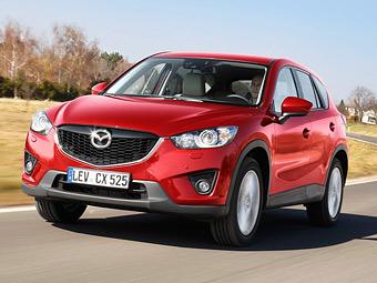 Mazda увеличит объем выпуска CX-5 из-за повышенного спроса
