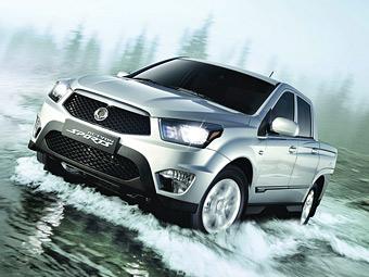 Казахстанский внедорожник Nomad начнут производить в 2013 году