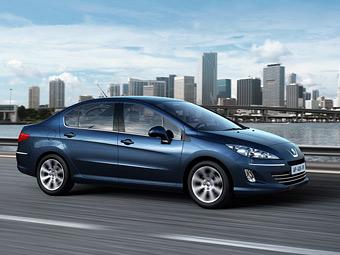 В Калуге начали собирать бюджетный седан Peugeot