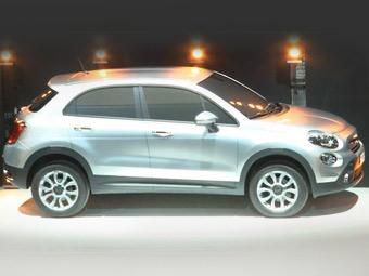 Fiat показал предвестника нового кроссовера