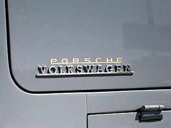 VW поглотит Porsche к 1 августа