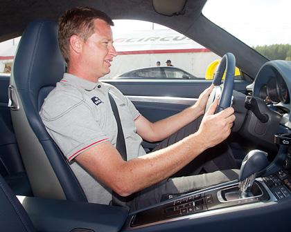 Изучаем Нижегородское кольцо с инструкторами Porsche. Фото 10