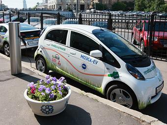 В Москве появится прокат электромобилей