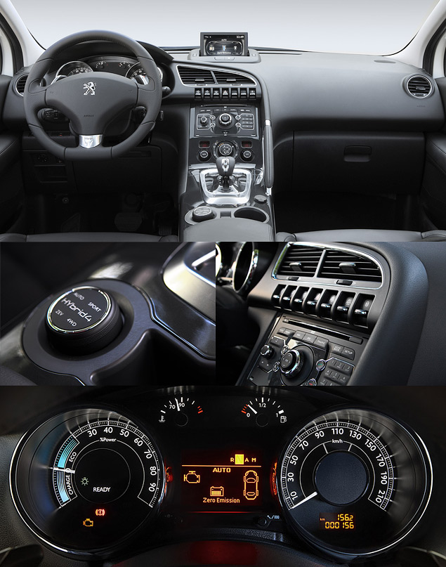 Peugeot 3008: дизель против гибрида. Фото 1
