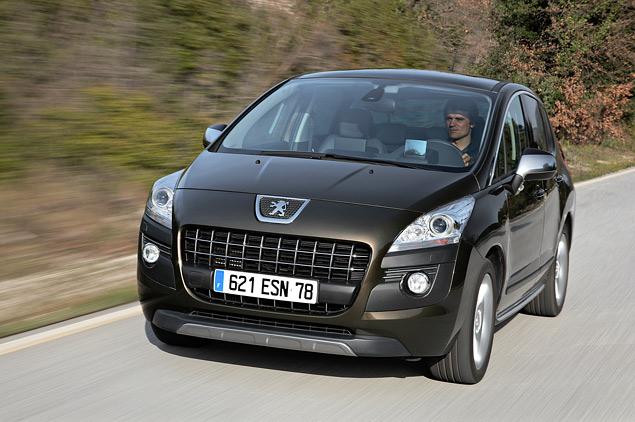 Peugeot 3008: дизель против гибрида. Фото 2