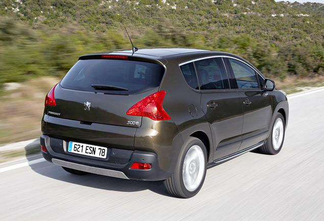 Peugeot 3008: дизель против гибрида. Фото 3
