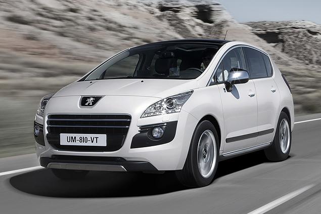 Peugeot 3008: дизель против гибрида. Фото 4