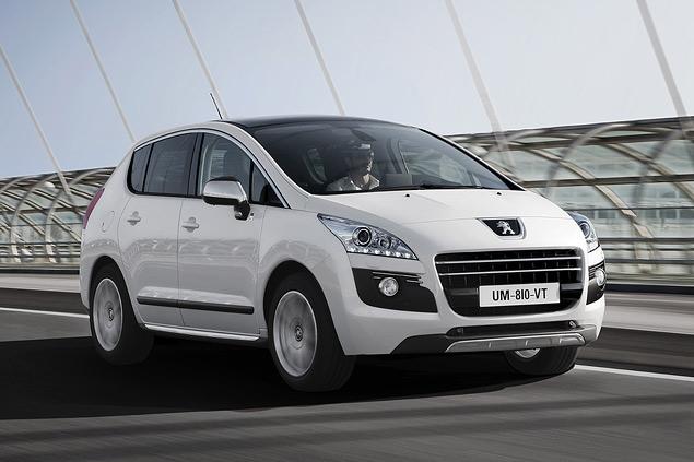 Peugeot 3008: дизель против гибрида. Фото 8