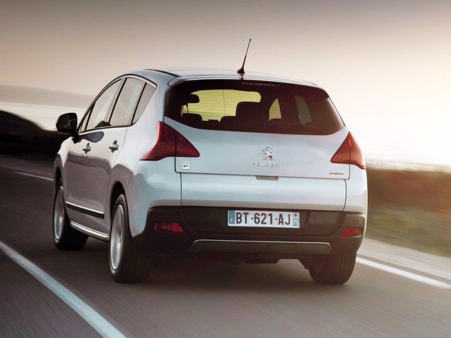 Peugeot 3008: дизель против гибрида. Фото 9