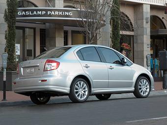 Компания Suzuki сократила российский модельный ряд