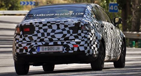 Марка Qoros, принадлежащая Chery, готовит к дебюту компактный седан. Фото 1