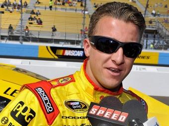 Пилота серии NASCAR отстранили от гонки из-за допинга