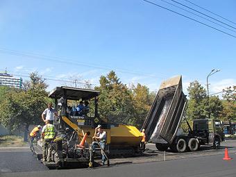 За пять лет в Москве построят 330 километров дорог