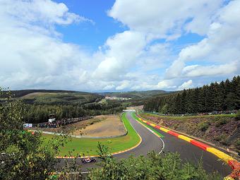 Гран-при Бельгии останется в Формуле-1 до 2015 года