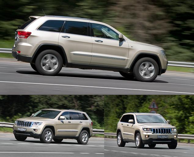 Длительный тест Jeep Grand Cherokee с топовым V8 под капотом. Фото 4