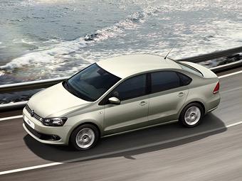 Volkswagen Polo седан получил три новых пакета опций