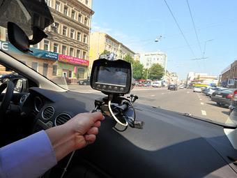 Власти Москвы решили штрафовать водителей в 25 раз чаще
