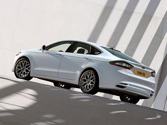 Ford отложил запуск в серию нового Mondeo