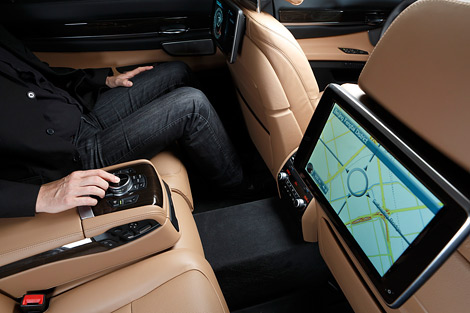 Компания представила комплекс iDrive нового поколения. Фото 2