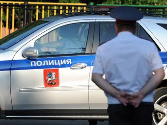 Глава МВД решил перекрасить половину московских полицейских машин