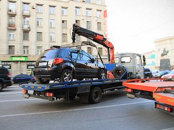 В июле водителей за неправильную парковку оштрафовали на 7,5 миллиона рублей