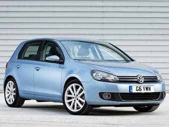 """Volkswagen назвал срок запуска в серию нового """"Гольфа"""""""