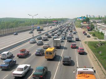 В Москве выбрали участок для начала реконструкции МКАД