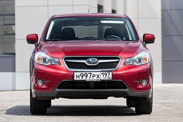 Длительный тест Subaru XV: часть первая