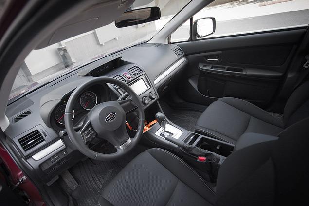 Длительный тест Subaru XV: часть первая. Фото 1