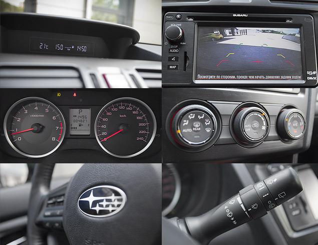 Длительный тест Subaru XV: часть первая. Фото 3