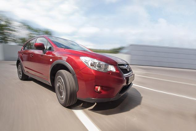 Длительный тест Subaru XV: часть первая. Фото 5