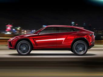 Самым дешевым Lamborghini станет внедорожник
