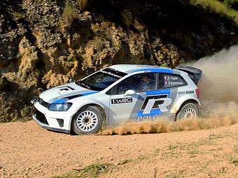 Раллийный Volkswagen Polo дебютирует в гонках в октябре