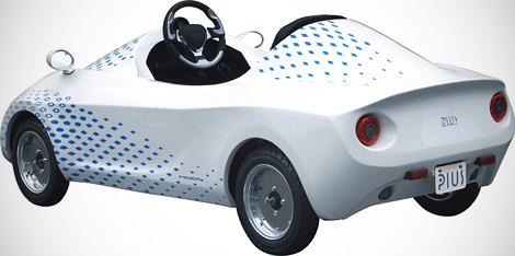 Компания Modi-Corp выпустит электромобиль для самостоятельной сборки