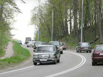 В Москве расширят Рублевское шоссе