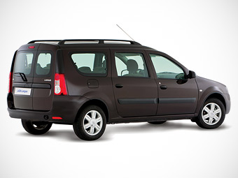 Бюджетный универсал Lada Largus поступил в продажу