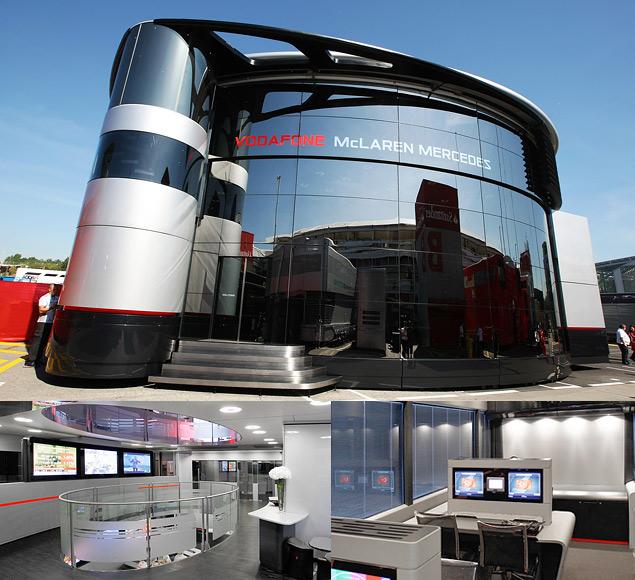 Как команды Формулы-1 перевозят тонны оборудования с трассы на трассу. Фото 6